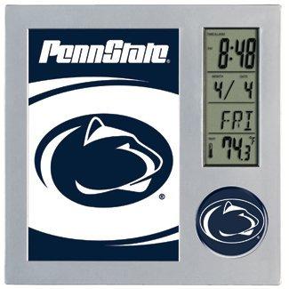 NCAA Penn State University Desk Clock, - Penn Wall State Clock