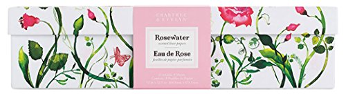 Crabtree & Evelyn Rosewater Rosewater Drawer Liner 8 Sheets by Crabtree & Evelyn