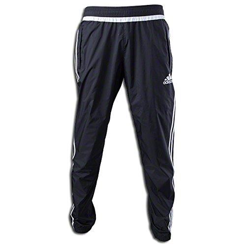 Adidas Rain Pants (Adidas Tiro 15 Mens Rain Pants XL Black-White)