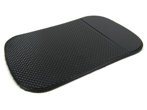 iSaddle Universal Anti-Slip Mat , Silica Gel Magic Sticky Pad For Phone PDA MP3 MP4 GPS - TWIN PACK