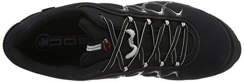 Mammut 3030-02320, Zapatillas de Deporte Hombre Negro(Black)