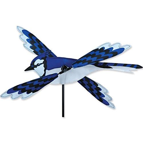 Premier Kites Whirligig Spinner - 18 in. Blue Jay Spinner ()