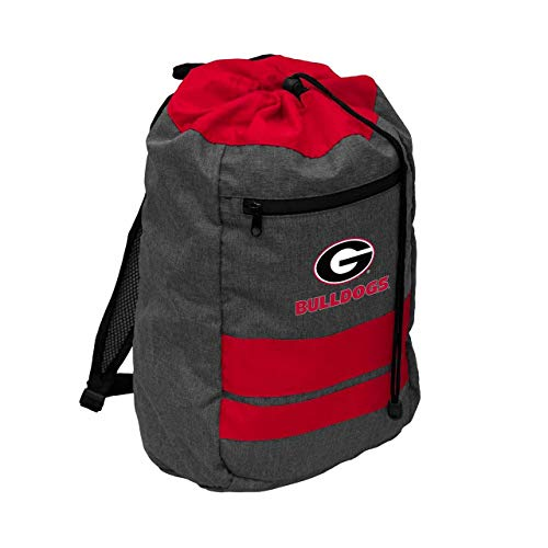Logo Georgia Bulldogs NCAA Journey Backsack - Red,