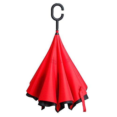 Standing Inverted Umbrella Waterproof Windproof product image