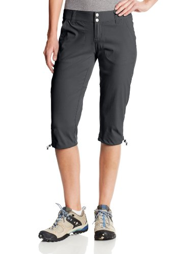 Columbia Women's Saturday Trail II Knee Pant, Grill, 14