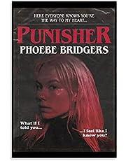 HUANGJINDA Phoebe Bridgers retro plakat plakat dekoracyjny obraz płótno sztuka ścienna salon plakaty sypialnia obraz