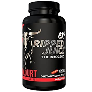 Image Unavailable. Image not available for. Color: Betancourt Nutrition Ripped Juice EX2 ...