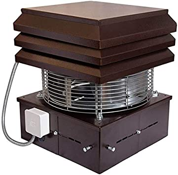 Chimney Fan Fireplace Exhaust Fan Flue Fan Chimney Draft Inducer Chimney Exhaust Fan For Fireplace Professional Model For Barbecue Bbq Gemi Elettronica Amazon Co Uk Diy Tools