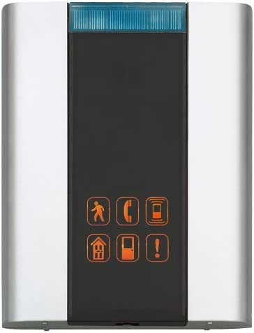 Honeywell RCWL330A1000/N P4-Premium Portable Wireless Doorbell / Door Chime and Push Button