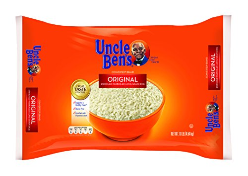 UNCLE BEN'S Original Long Grain White Rice, 10lb by Uncle Ben's