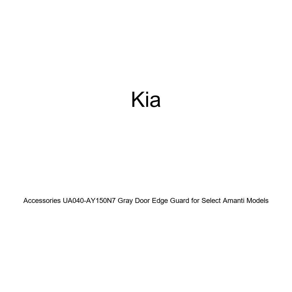 Kia Genuine Accessories UA040-AY150N7 Gray Door Edge Guard for Select Amanti Models