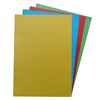 500 hojas de papel para impresora coloreado/Pegatina Papel/4 ...