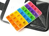 Small-7-Day-Travel-Pill-Box-Prescription-Medication-Pill-Organizer-with-Case-from-Stuff-Seniors-Need-See-Pictures-for-Sizes-of-Compartments