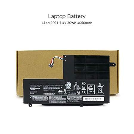 szhyon 7.4V 30Wh 4050mAh L14L2P21 L14M2P21 Batería para ...