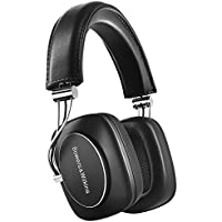 P7 Wireless Over Ear Headphones by Bowers & Wilkins, Black