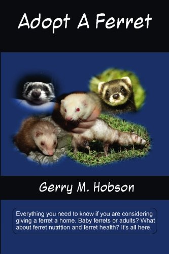 Adopt A Ferret: Everything you need to know if you are considering owning a ferret. Baby ferrets or adults? What about ferret nutrition and   ferret health? It's all here.
