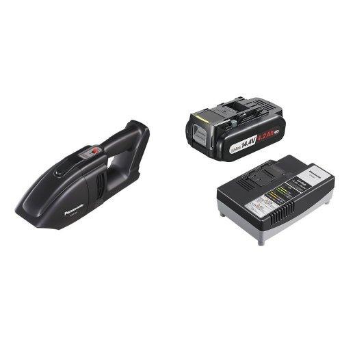 パナソニック(Panasonic) 工事用充電パワークリーナー【5.0Ah電池パック充電器付き】EZ3743/EZ9L54ST B075N43SWB 5.0Ah電池充電器セット