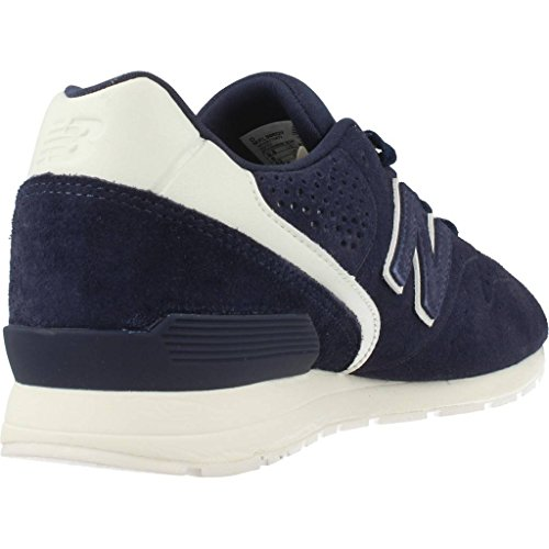 New Uomo 996 Blu Leather Sneaker Balance 6Hw6Sx8rqU