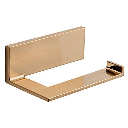 Delta Faucet 77750-CZ Vero Toilet Tissue Holder, Champagne Bronze