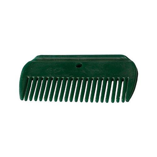 Horze 3.5'' Plastic Mane Comb - Red