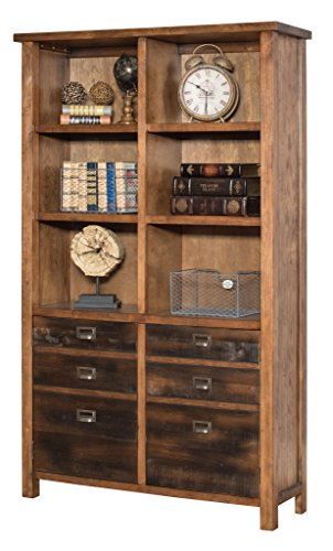 Martin Furniture IMHE4472 Heritage Bookcase