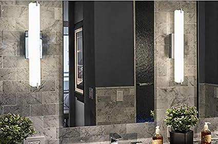 Led Bathroom Vanity Lighting Fixtures 120v 24inch Cloudy Bay 20w