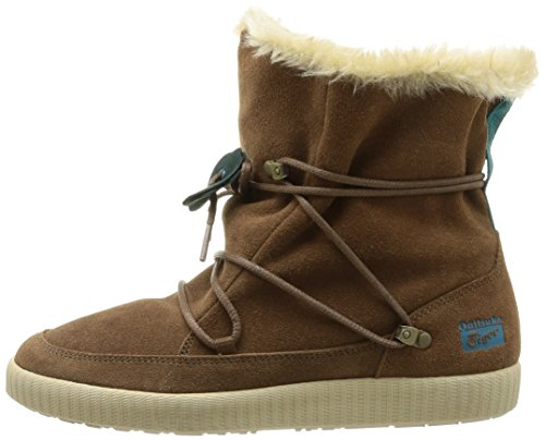 mid Mujer Brown Tiger Onitsuka 6180 Spruce Pantigra shaded Marrón Botas FtqXWq