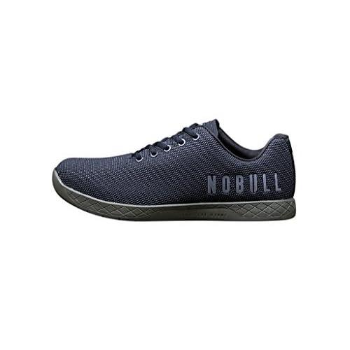 NoBull Black Ivy Trainers