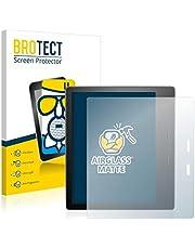 BROTECT Antireflecterende Glas Screenprotector compatibel met Amazon Kindle Oasis 2019 (10. Generatie) - Anti-Glare Beschermglas met 9H hardheid, Mat