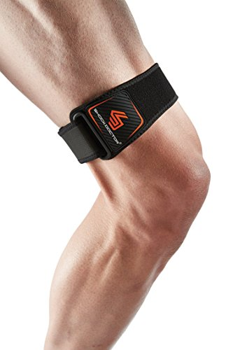 Shock Doctor Runners Therapy Iliotibial Band, One Size, Black, One Size by Shock Doctor