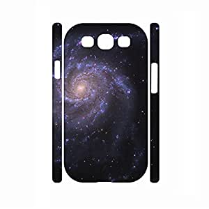 Retro Antiproof Nature Star Sky Pattern Skin for Samsung Galaxy S3 I9300 Case