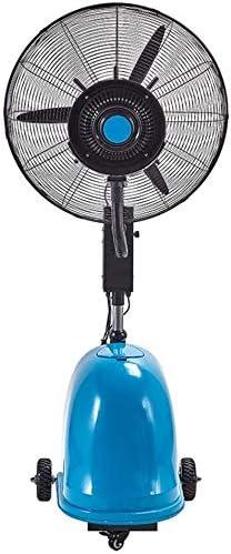 強力ファン ファン 強力ファン ファン 工業用スプレーファンペデスタルファンフロアファンスプレースイング冷却プラス水力発電多機能-3ギア10時間49リットル、調整可能63インチ - 79インチ高さ(30in) (Color : #2)