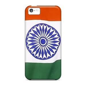 Iphone 5c Case Cover Skin : Premium High Quality Flag Case