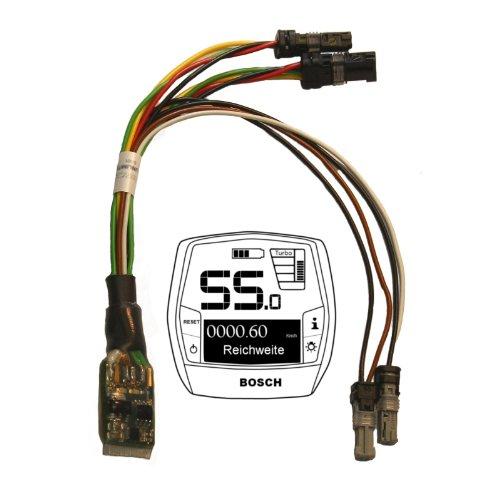ASA SPEED b45.14/ /à partir de 2014/Active, performance et CX Line, dans le original Brid/és /à 45/km//h /Module de tuning pour Bosch S ebikes