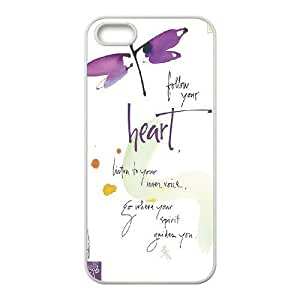 Cool Painting Dragonfly Original New Print DIY Phone Case for Iphone 5,5S,personalized case cover case630228 wangjiang maoyi