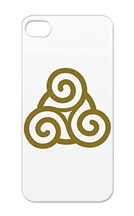 Circled Triskelion 4 Welsh Triskel Symbols Shapes Irish Triskell