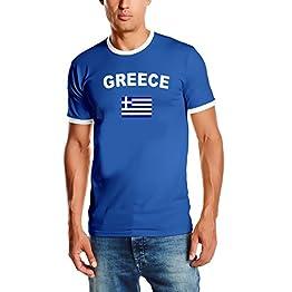WM 2018Football toutes les Nations T-shirt pour homme S à XXL div. Couleurs