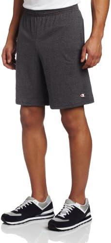 Champion Pantalones cortos de jersey con bolsillos