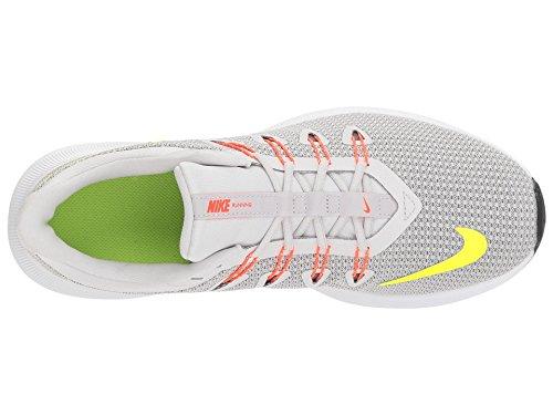 Grey Crimson Femme gunsmoke volt Nike vast Quest Basses Wmns Multicolore bright 004 Sneakers q6x4UgwF