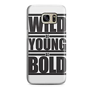 Samsung S7 Case Wild Young Bold Durable Metal Inforced Light Weight Samsung S7 Cover Wrap Around