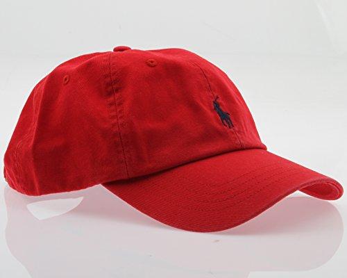 POLO Ralph Lauren Baseball Cap RED