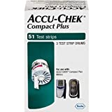 Accu-Chek Compact Plus Blood Glucose Test Strips