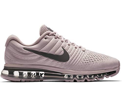 Nike Air Max 2017 SE Mens Running Trainers AQ8628 Sneakers Shoes (UK 9.5 US 10.5 EU 44.5, Particle Rose Dark Grey 600)