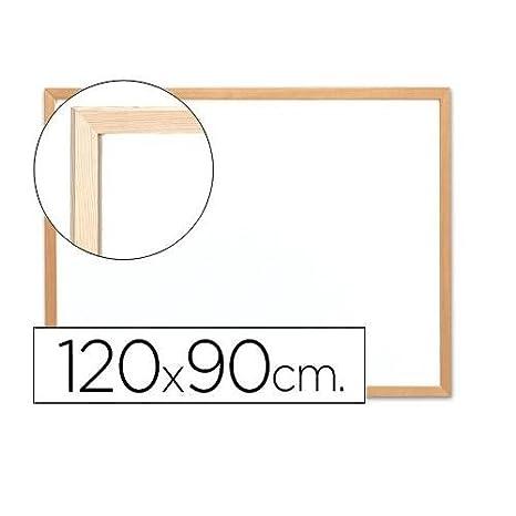 Pizarra blanca de melamina Q Connect x cm