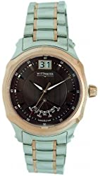 Wittnauer 12C100 Wittnauer Two-Tone Mens Watch 12C100