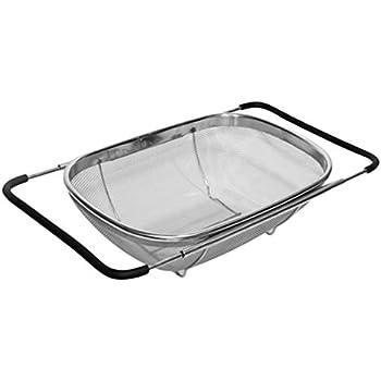 Amazon Com Polder 6631 75 Stainless Steel Sink Strainer