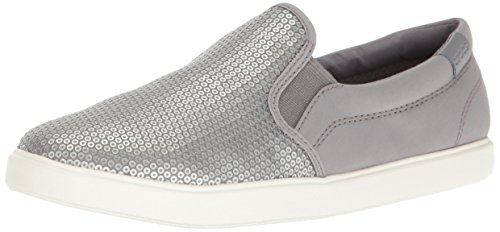 Mocasines Argento Sequin SIL Silver on para Slip W Citilane Crocs Mujer Yxz6PAY