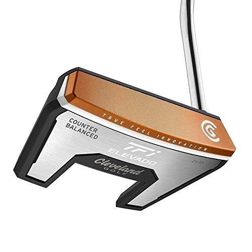(Cleveland Golf Men's TFI 2135 Elevado CB Golf Putter, 35