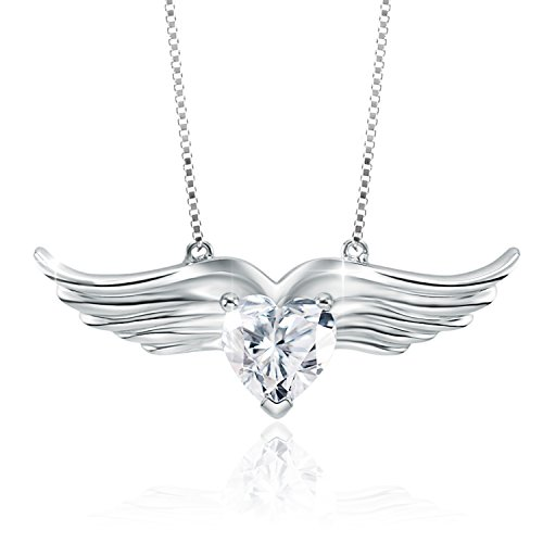 Mothers Jing Chow Sterling Necklace product image