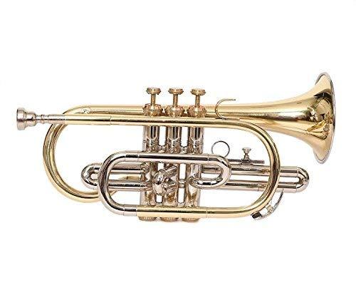 Nasir Ali Co-01, Cornet, Bb, Brass